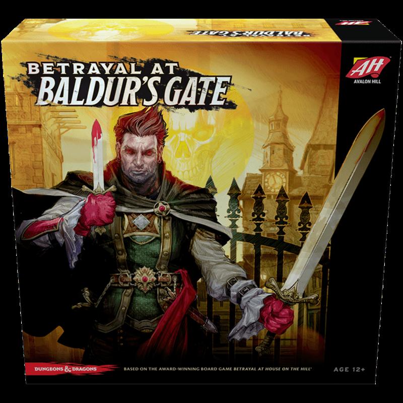 Betrayal at Baldur's Gate (Inglés)