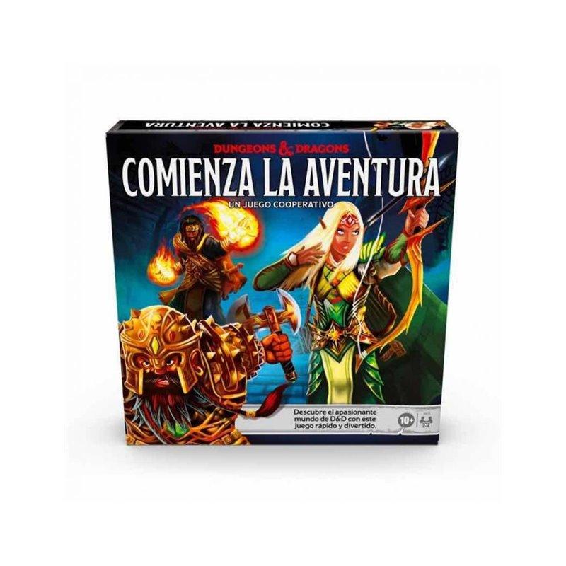 Dungeons & Dragons Comienza la aventura