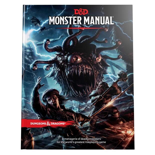 D&D Monster Manual (Manual de Monstruos)