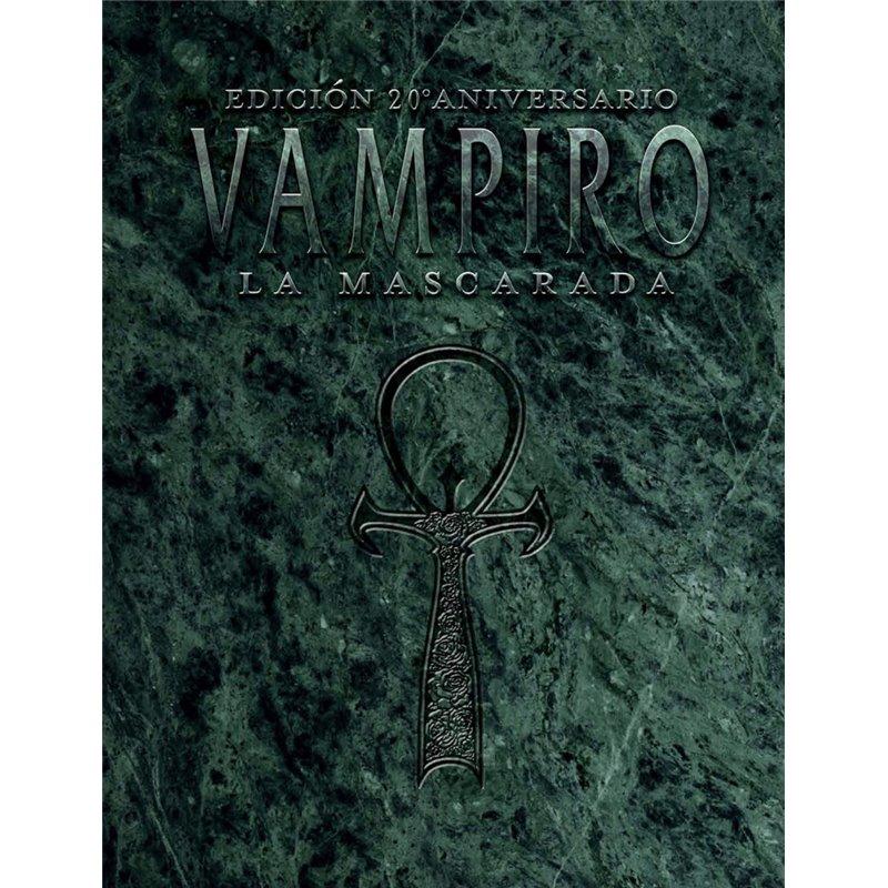 Vampiro: La Mascarada 20.º Aniversario