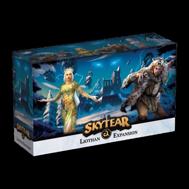 Skytear Liothan Expansión