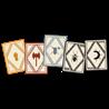 Dungeons & Dragons Cartas de conjuro: Poderes marciales y razas