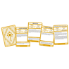 Dungeons & Dragons Cartas de conjuros: Clérigo