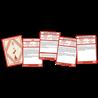 Dungeons & Dragons Cartas de conjuros: Magia Arcana