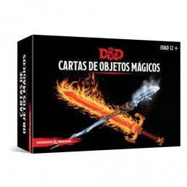 Dungeons & Dragons Objetos Mágicos
