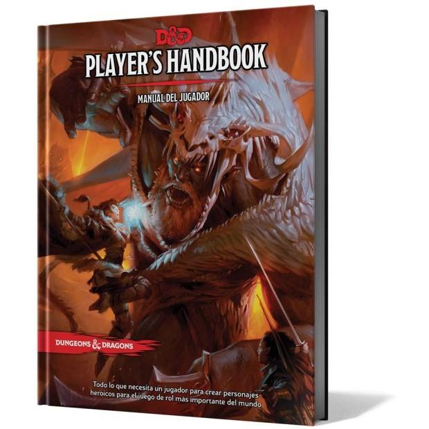 Dungeons & Dragons Manual del Jugador (Castellano) (Player's Handbook)
