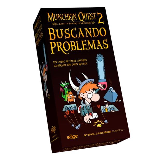Munchkin Quest 2 Buscando Problemas