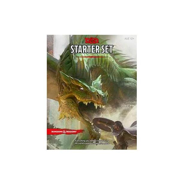 D&D Starter Set (Castellano)