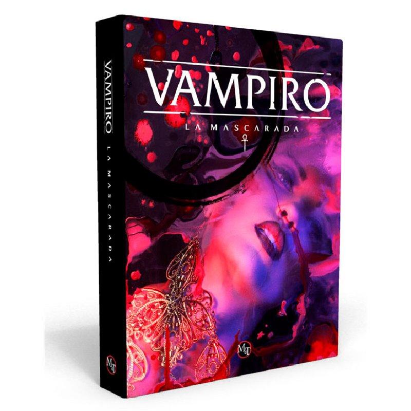 Vampiro La Mascarada (5ª Edición)