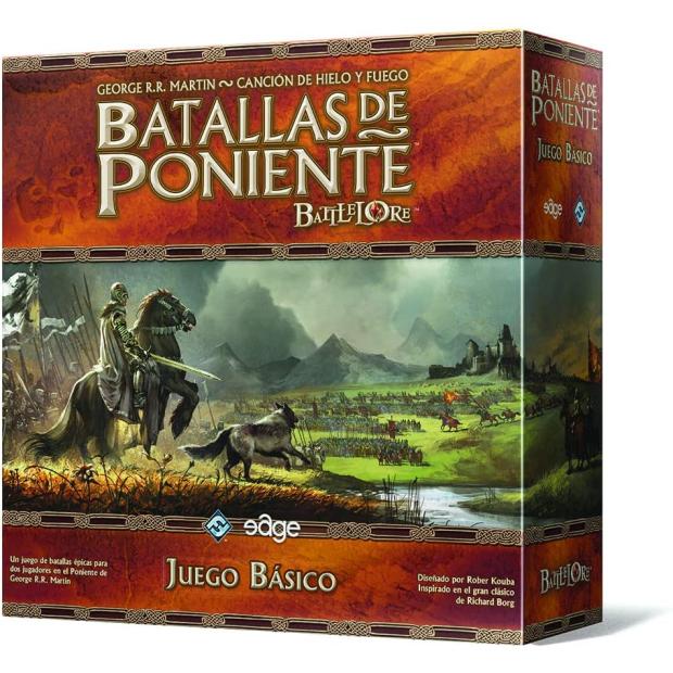 Batallas de Poniente (Juego Básico)