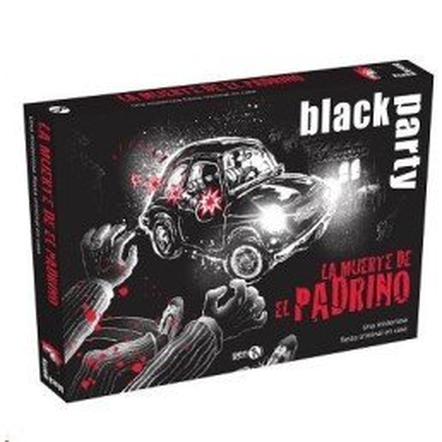 Black Stories La Muerte de El Padrino
