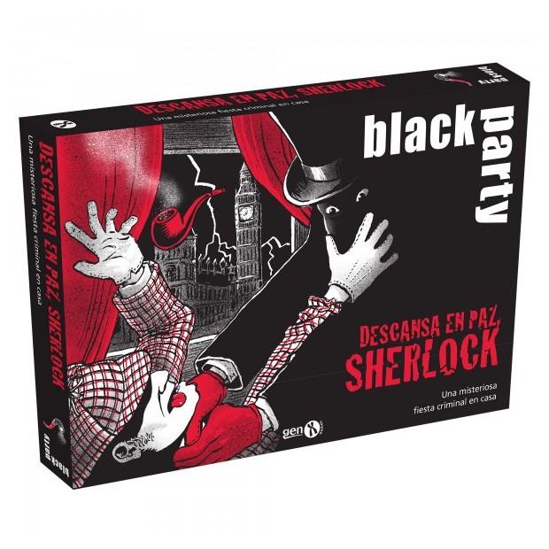 Black Party Descansa en paz Sherlock
