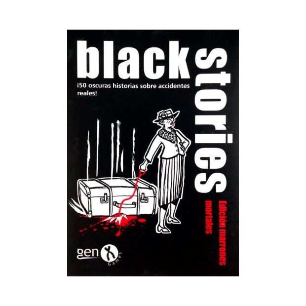 Black Stories: Edición Marrones Mortales