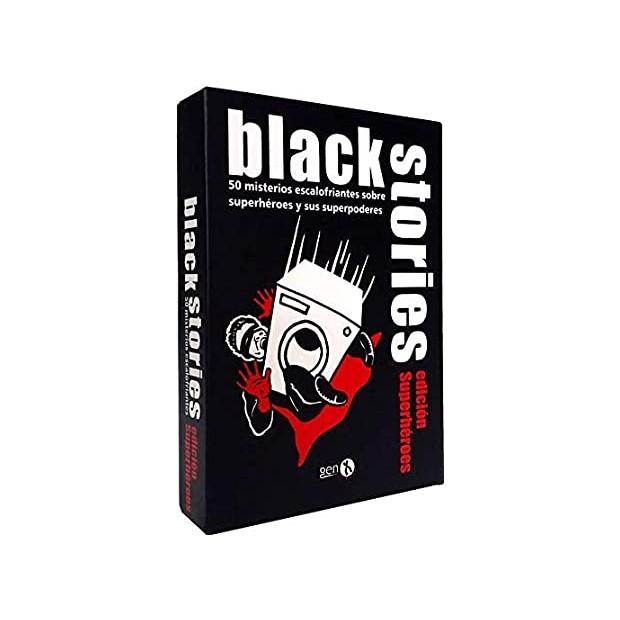 Black Stories: Edición Superhéroes