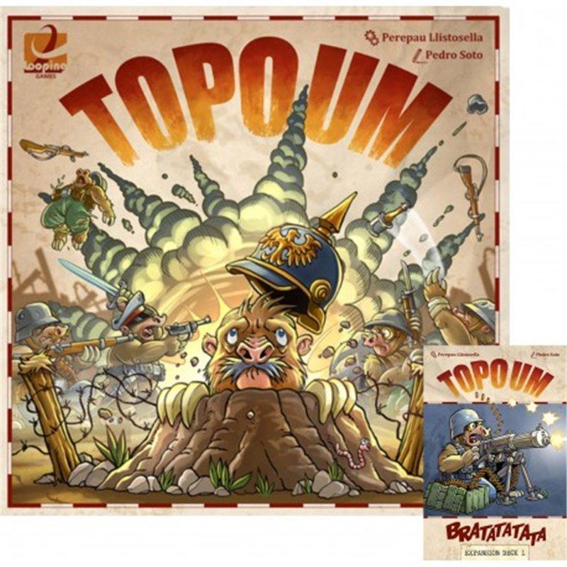 Topoum con Bratatatata