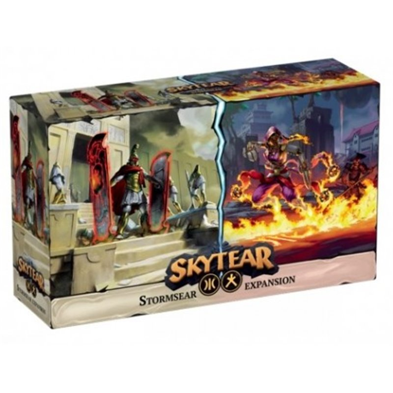 Stormsear Expansión Skytear