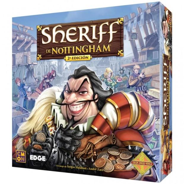 Sheriff de Nottingham (2ª Edición)