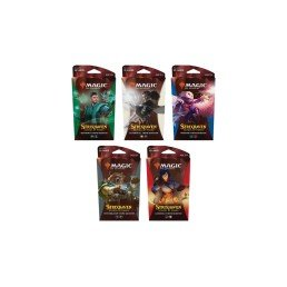 Strixhaven Set 5 School of Mages Theme Booster (Ingles)