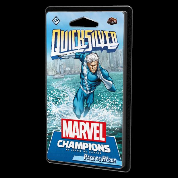 Quicksilver Marvel Champions