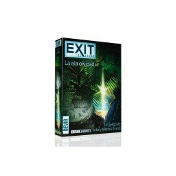 Exit - La Isla Olvidada (Nivel Avanzado)