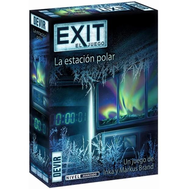 Exit La Estación Polar (Nivel Avanzado)