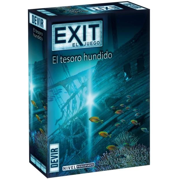 Exit El Tesoro Hundido (Nivel Principiante)