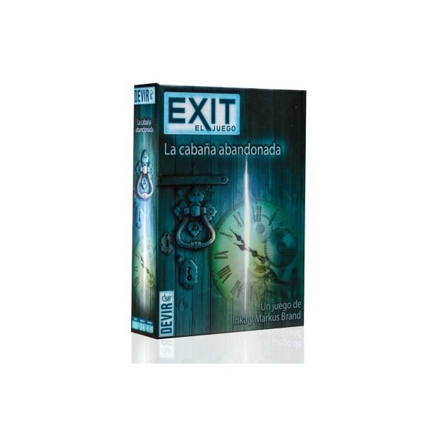 Exit La Cabaña Abandonada (Nivel Avanzado)