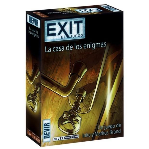 Exit La Casa de los Enigmas (Nivel Principiante)