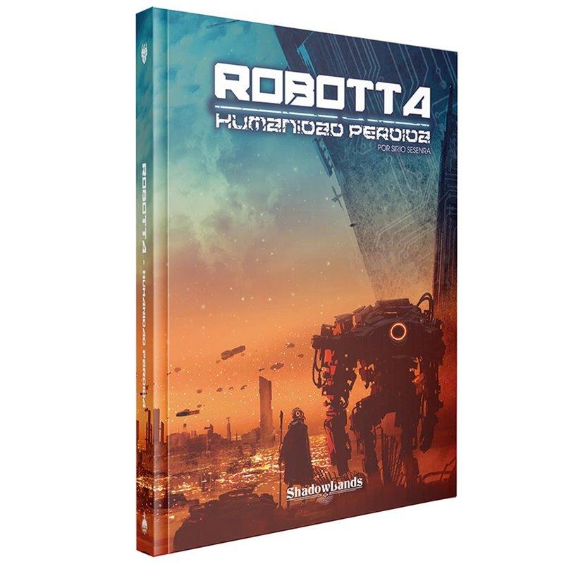 Juego de Rol Robotta Humanidad Perdida