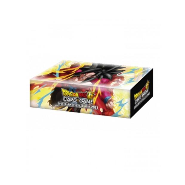 Special Anniversary Box 2021 Inglés - Dragon Ball Super Card Game